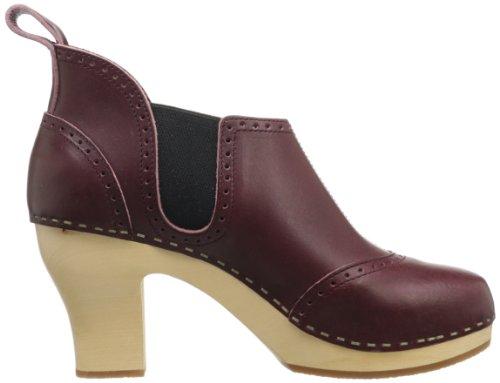Boot Strekke Bordeaux Hasbeens Swedish Kvinners Inma Det XaaZq0