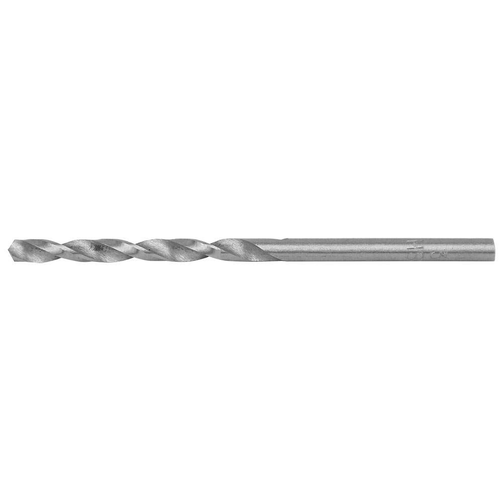 3.0 high Speed Steel 10 pcs//Box 4241 Straight Shank for Drilling Twist Drills Drill bit Set