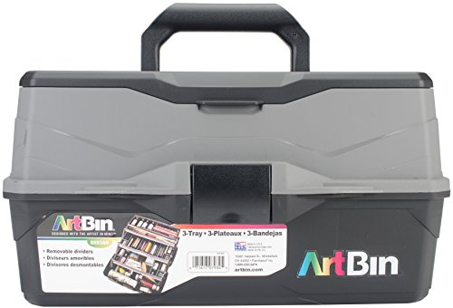ArtBin Three Tray Supply 6893AG product image