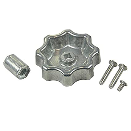 10006 1-Pack DANCO Universal Outdoor Faucet Handle Inc. Metal
