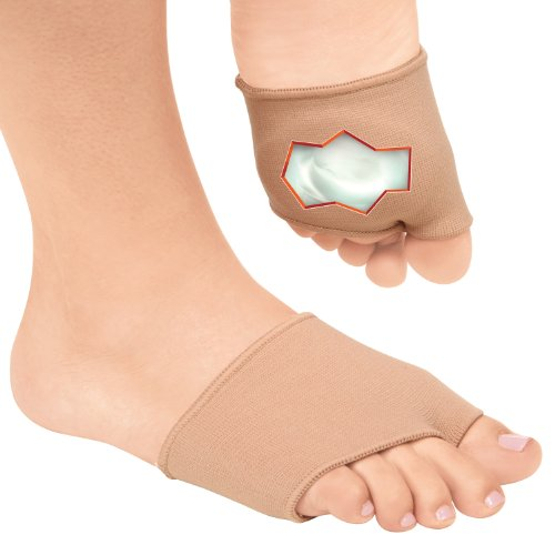 Silipos Universal Metatarsal Gel Strap, Small/Medium