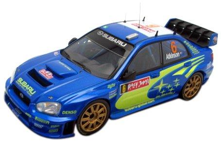 1/43 スバル インプレッサ WRC 2005 No.6 933