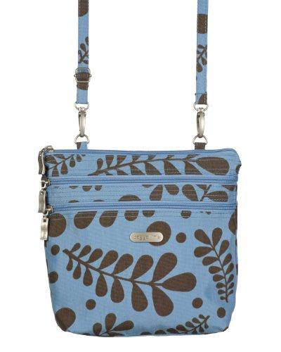 Baggallini Zipper Cross-Body Travel Bag