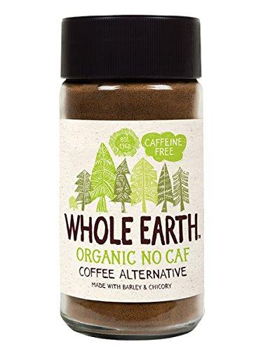 Whole Earth Organic No Caf 100g (Best Organic Coffee Uk)