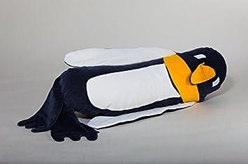 Peter pingüino Tommschi almohada para dormir de peluche ...