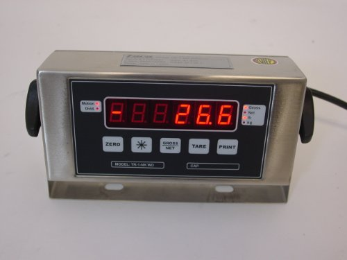 Stainless Steel Washdown Digital Weight Indicator (NTEP) ()