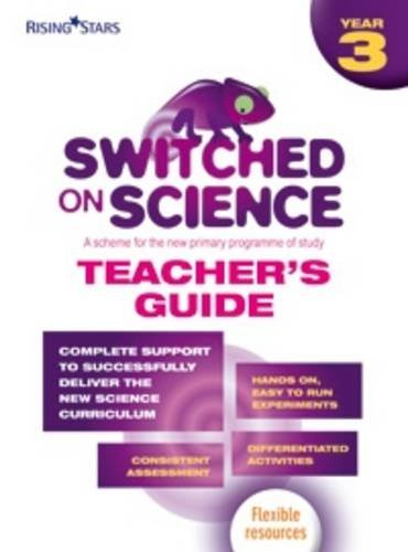 Download Switched on Science Pack: Year 3 PDF