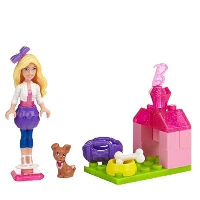 Mega Bloks Barbie Puppy Pals: Toys & Games