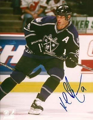 - Autographed Signed Kelly Buchberger Los Angeles Kings 8x10 Photo - Certified Authentic