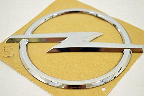 Leader Specialist Components Heckklappen-Emblem der Marke LSC, 93183077 Genuine OE