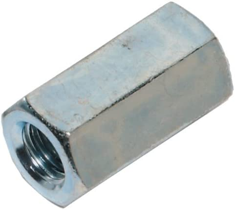 25-Pack 3//8-Inch by 16-Inch 2 The Hillman Group 180216 Coupling Nut