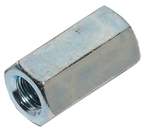 Zinc The Hillman Group 2200 5//16-18-Inch Coupling Nut 10-Pack