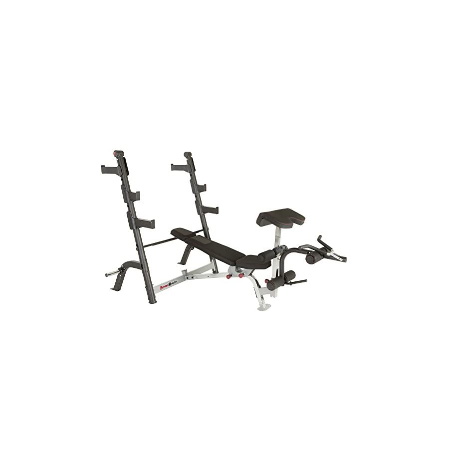 IRONMAN Fitness Reality X Class Olympic Weight Bench