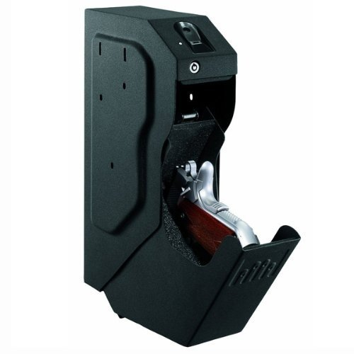 GunVault SpeedVault Handgun Safe, STANDARD
