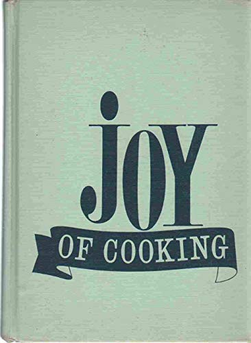 Joy Of Cooking (1962 Edition) -