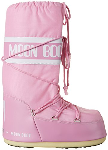 Moon Boot 14004400, Botas de Nieve Unisex Adulto, Rosa (Pink 63), 42-44 EU