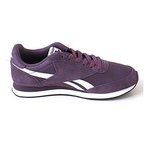 Reebok Bd3220, Zapatillas de Trail Running para Mujer Morado (Meteorite / White / Black)