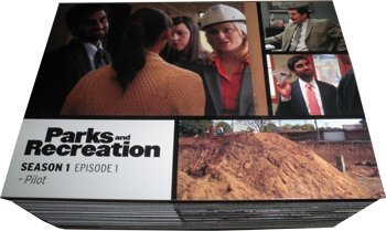 Parks and Recreation Complete 90 Card Base Set Press Pass