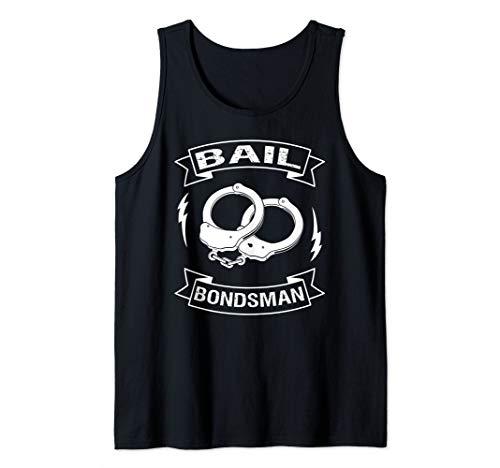 Bail Bondsman Handcuffs Bondsperson Gift