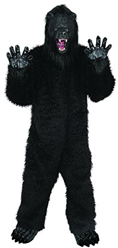 Grizzly Bear Costume (Book Costumes For Adults)