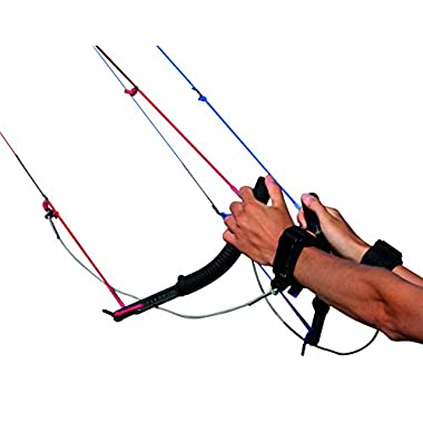 Flexifoil Prolink 4 Line Handles (With Safety Straps) Recommended Control Gear for Flexifoil Rage Kites. Comfortable, Secure & Durable - Complete with 90 Day Money Back Guarantee