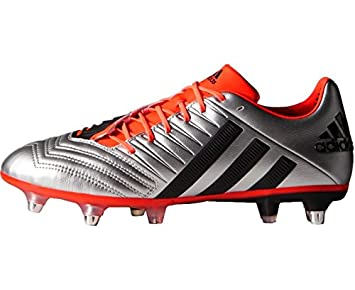 premium selection 0ee6a df044 adidas Predator Incurza X-TRX SG Mens Rugby Boots , SilverBlackOrange