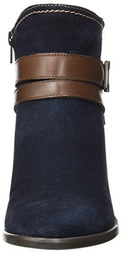 navy Boots 25010 Tamaris Blue espresso Women''s Zq8z40v4I