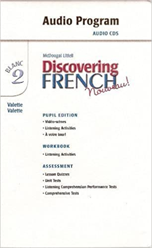 discovering french bleu test generator
