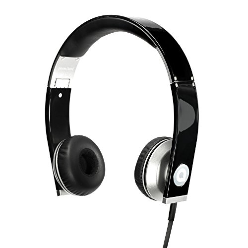 Accutone Pisces Band Headphone - Retail Packaging - Black by Accutone