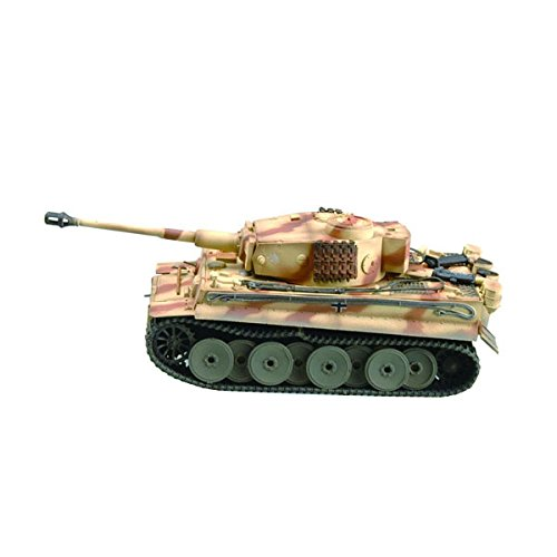 Easy Model Tiger I Early Type Das Reich-Russia 1943 Military Vehicle (Early Type)