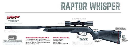 : Raptor Whisper Air Rifle