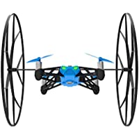 Parrot MiniDrone Rolling Spider - Blue (Certified Refurbished)