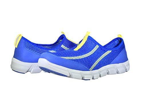 Pictures of Viakix Mens Water Shoes - Comfortable Lightweight Mesh Aqua Sneakers - Swim, Pool, Beach Shoes for Men 8