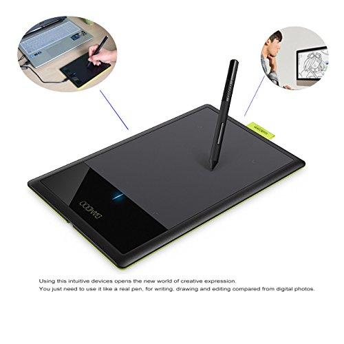 Drawing Pen Tablet,CTL471 USB Digital Paiting B...