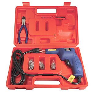 Astro  7600 Hot Staple Gun Kit for Plastic Repair (Collision Tools Repair)
