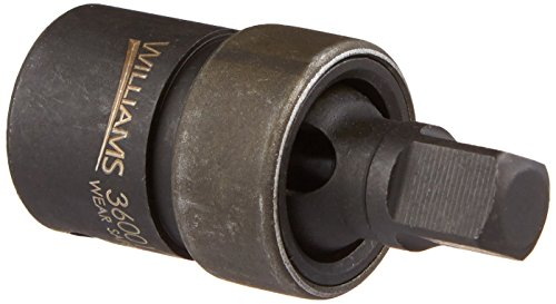 Williams 36001 3/8-Inch Drive Impact Universal Joint