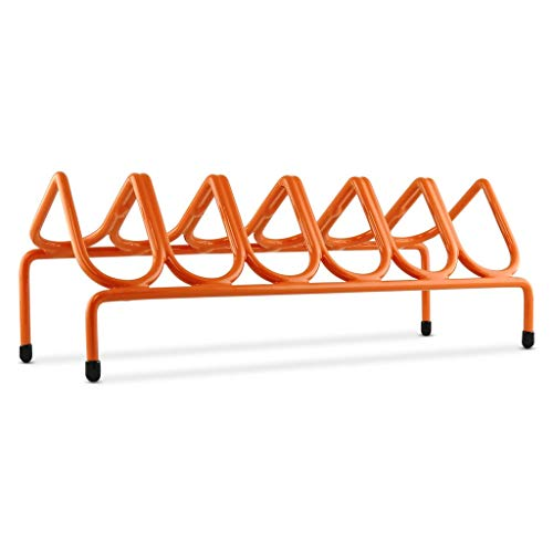 - VR6 Versatile Handgun & Pistol Rack (Holds 6 Guns) Burnt Orange