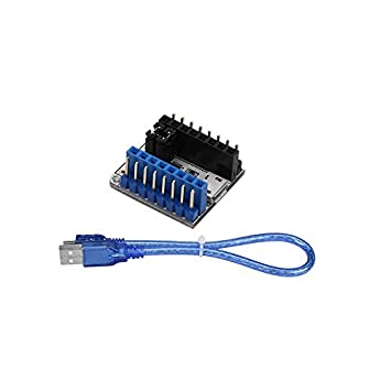 ILS - TMC2208 probador con apilables Plataformas Corte ...