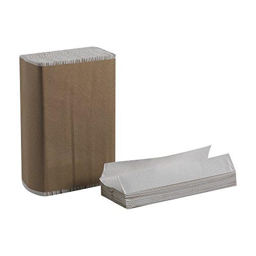 Georgia Pacific Professional 20603 C-Fold Paper Towels, 10 1/10 x 13 1/5, White, 240 per Pack (Case of 10 Packs)