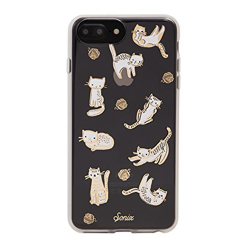 online store c0627 d8443 Amazon.com: iPhone 8 PLUS / 7 PLUS / 6 PLUS, Sonix COPY CAT Clear ...