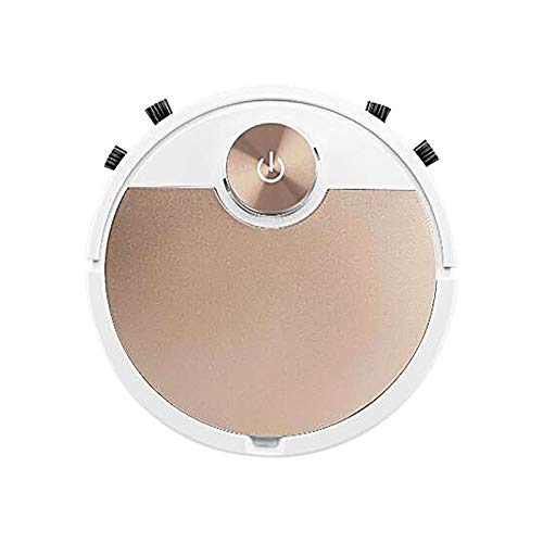 Robot Vacuum, BATKKM 3-in-1 Sweeping and Mopping Smart Self-Charging Robotic Cleaner with Strong Suction,Slim and Quiet Smart Vacuum Multi-Cleaning Modes Ideal for Pet Hair, Carpet, Floor
