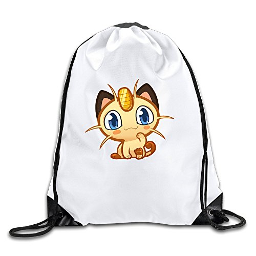 Coraline Costume Amazon (MEGGE Cute Meowth Port Bag)