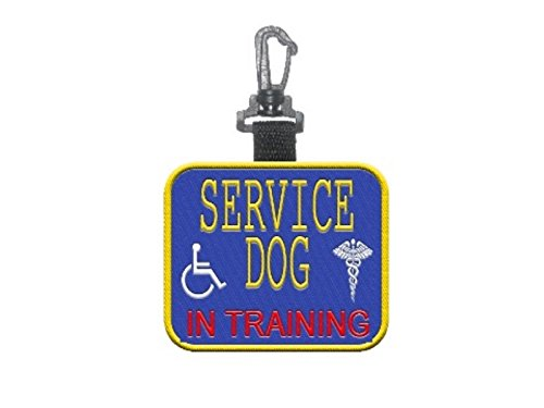 Service Training Identification Hanging Patch