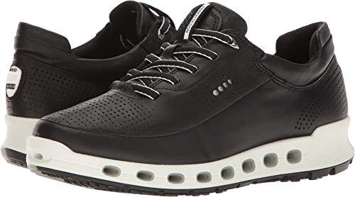 ECCO Women's Cool 2.0 Gore-Tex Sneaker Fashion, Black, 39 EU/8-8.5 M US