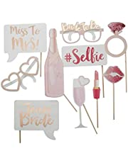 11pcs Photobooth White Card Bridal Shower Tools Wedding Pary Decor Party Supplies Bride Photo Booth Props mm