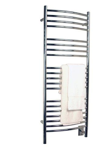 Amba HSMB Towel Warmer H Straight - Matte Black 20-1/2