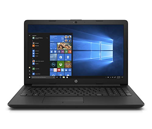 "HP 15.6"" HD Laptop Computer, AMD Quad-Core Ryzen 5 2500U up"