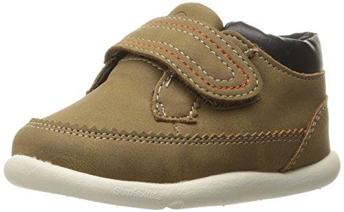 Step & Stride Byron Boot, Dark Brown,  6.5 M US Toddler