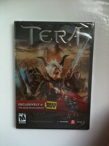 Tera - Exclusively @ Best Buy - The Blue Roan Mount