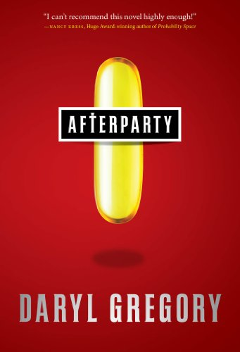 Afterparty by [Gregory, Daryl]